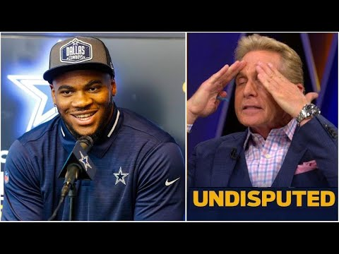 Download UNDISPUTED - Skip has a big problem with the Cowboys drafting Micah Parson in 2021 NFL Draft