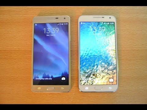 Samsung Galaxy E7 Reviews, Specs & Price Compare