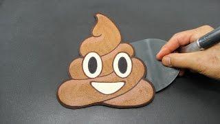 One of TigerTomato's most viewed videos: Poop PANCAKE POO Emoji