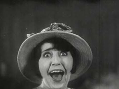 "❤ 1929 ""Talkie"" COMEDY SpOoKy SHORT  by Mack Sennett ""The Old Barn"""
