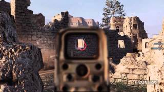 Medal of Honor: Warfighter - Windows 8 Gameplay