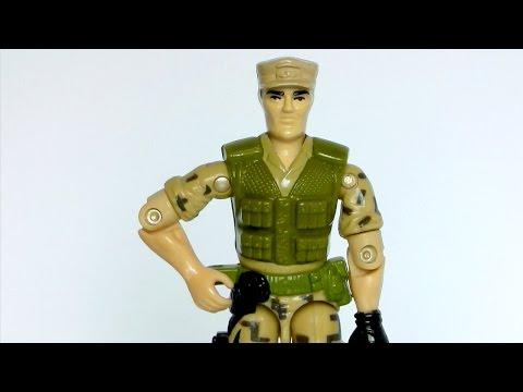 1988 Repeater (Steadi-Cam Machine Gunner) G.I. Joe review