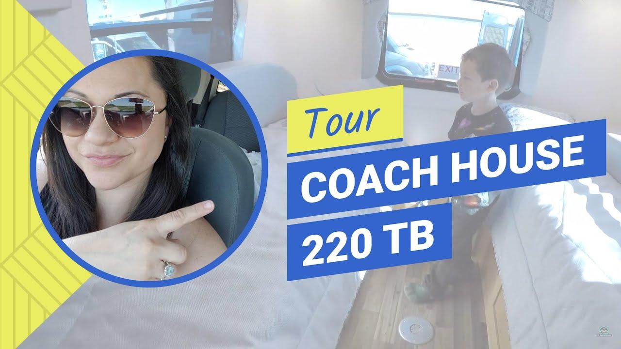Coach House Rv >> Coach House 220 Tb Tour Full Time Rv Living