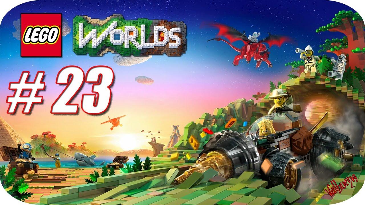 LEGO Worlds - Gameplay Español - Capitulo 23 - Una Sorpresa ...