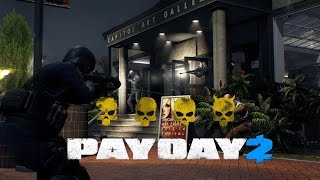 Art Gallery Payday 2 DW