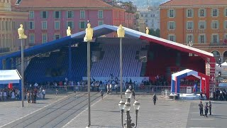 Nice commemorates first anniversary of Bastille Day attack