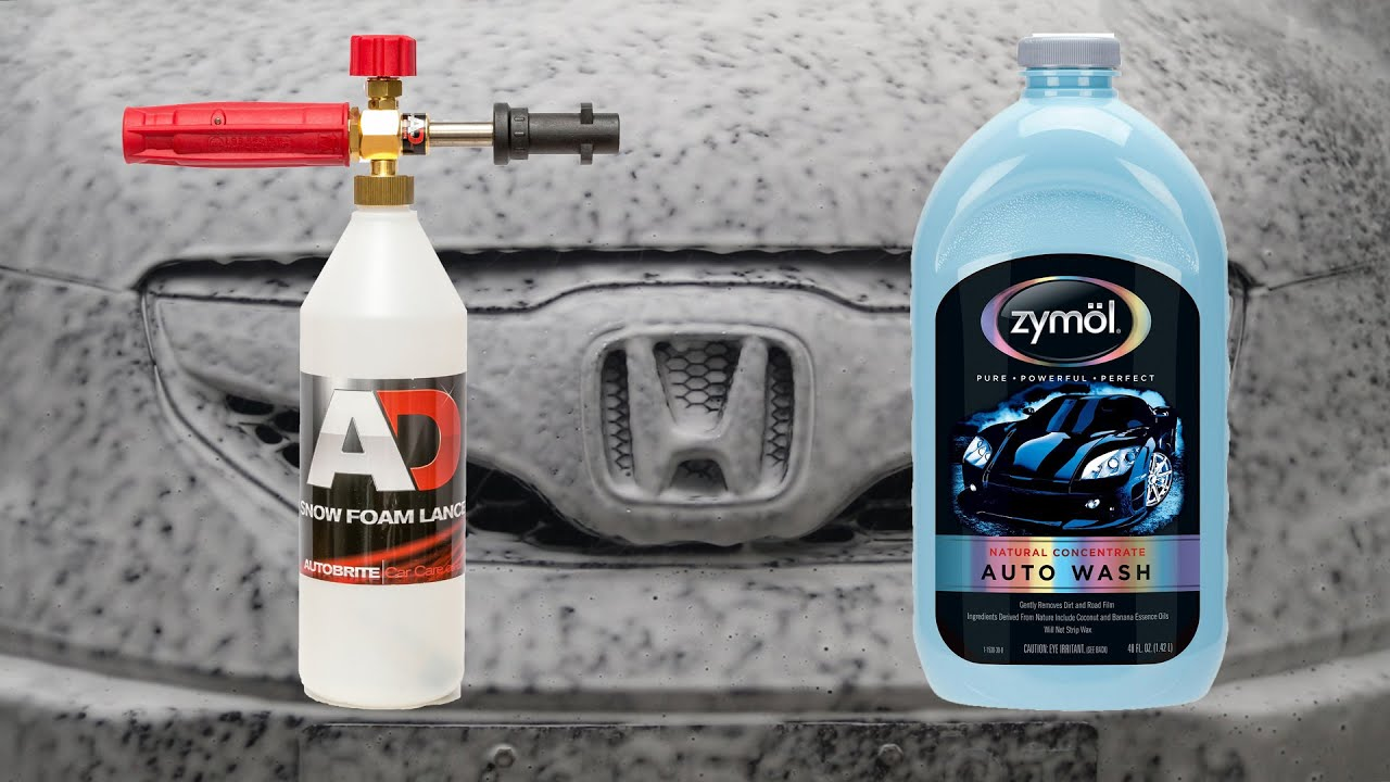 Zymol Car Polish Product Waxes Rouge Wax 8 Oz Snow Foam Lance Test Auto Wash Part Youtube 1920x1080
