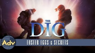 The Dig - Easter Eggs