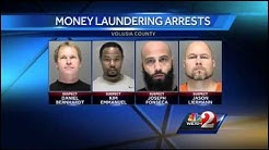 Central Florida optometrist charged with money laundering