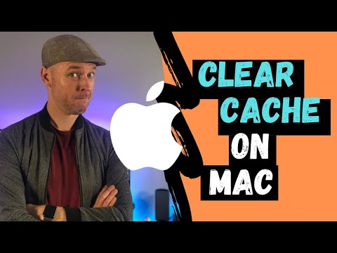 How to clear out Cache on Mac OSX El Capitan | VIDEO TUTORIAL