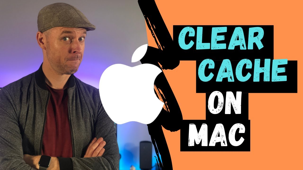 How To Clear Out Cache On Mac Osx El Capitan  Video Tutorial 201611