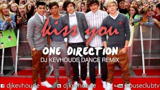 One Direction - Kiss You (K3V Dance Bootleg)