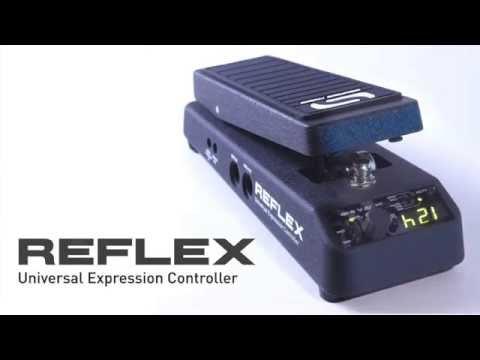 The Reflex Universal Expression Controller: Demo Video