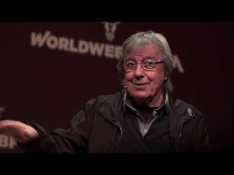 Worldwebforum 2019 Bill Wyman, Bassist and Co-Founder, the Rolling Stones