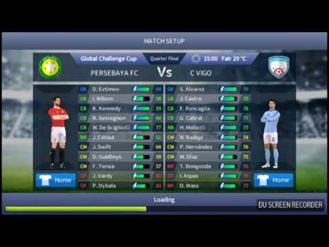 dd8eae5ca6f Dream League Soccer 2017 PERSEBAYA FC VS CELTA VIGO - YouTube