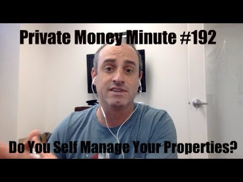 ATTENTION Rental Property Owners: Do You Self Manage Your Properties?
