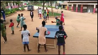 Slum Ping Pong - TT Dream Building Fund