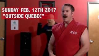 See Master Ken LIVE in Quebec!