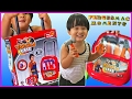 Builder Tools Playset with Case for Kids Opening.
