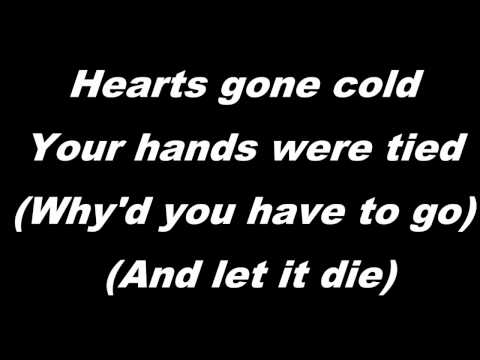 Foo FighetrsLet It Die Lyrics