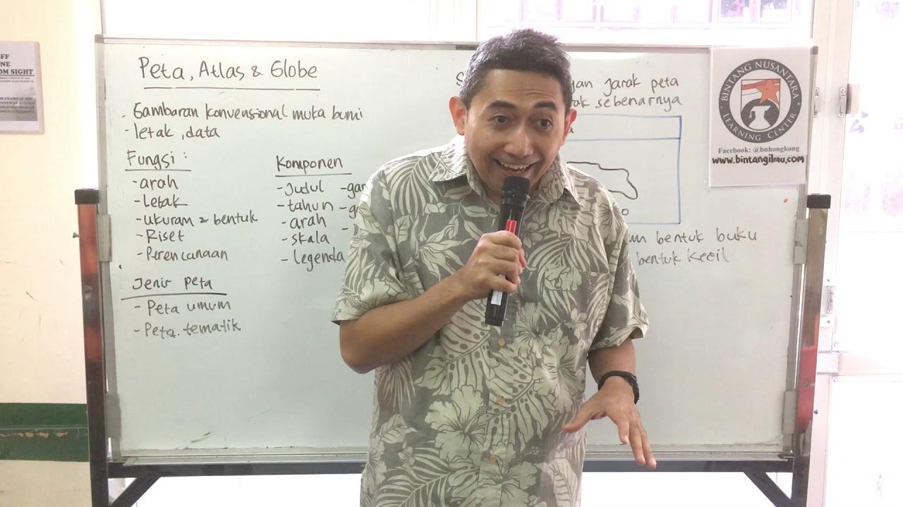 Peta Indonesia: Jelaskan Pengertian Peta Atlas Dan Globe