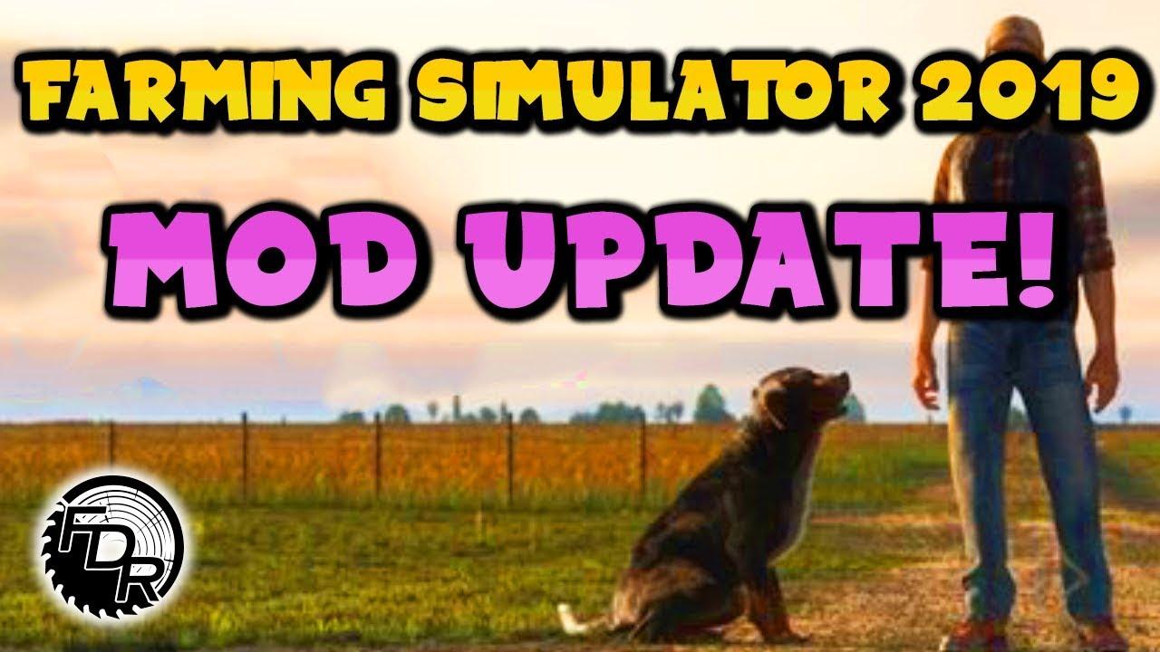 Future Modding Info | Farming Simulator 2019 | Forestry & Logging