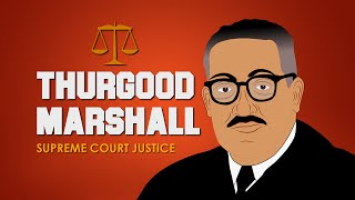 Thurgood Marshall (History for Kids) Educational Videos for Students (Learning Cartoon Network CN)
