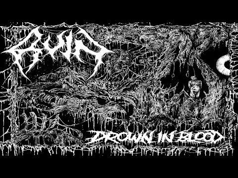 RUIN (USA) - Drown In Blood [Full-length Album] 2017