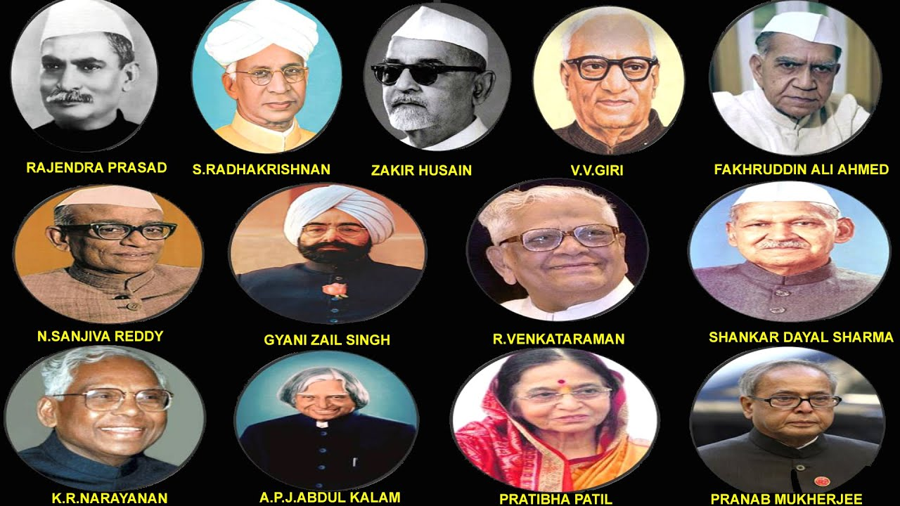 Indian all president list with photo youtube also rh