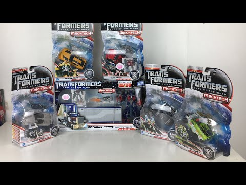 Transformers Dark Of The Moon 2011 Haul Video