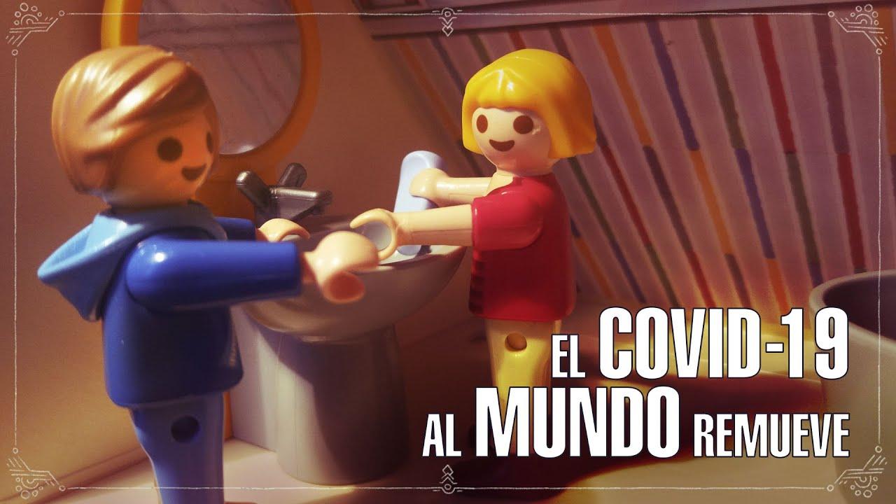 El COVID-19 al Mundo Remueve