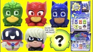 PJ Masks Super Moon Adventure Mashems Capsules Series 3 with Owlette, Gekko & Catboy