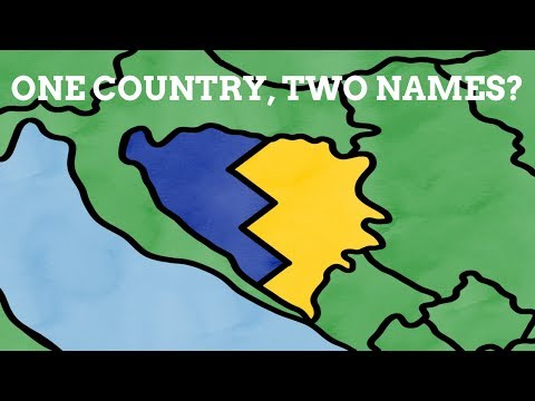 Why Does Bosnia & Herzegovina Have Two Names?