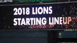 2018/04/17 東京ドーム開催「ライオンズクラシック2018」