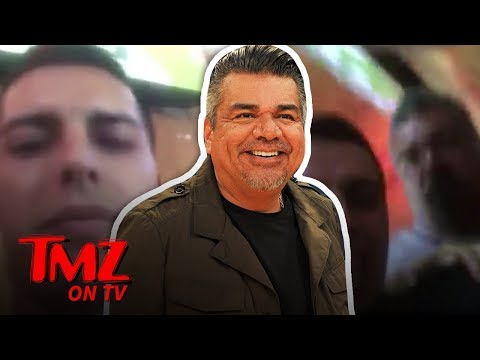 George Lopez Punches Donald Trump Troll!  TMZ TV