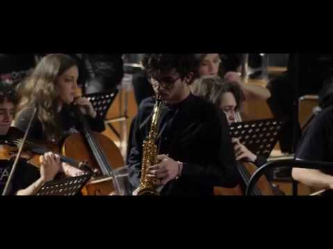 Trailer concerto Orchestra Sinfonica Young