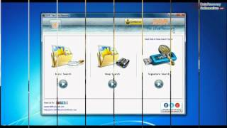 DDR Recovery Software: SanDisk Cruzer Micro USB drive restoration