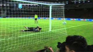 Pasó por penales. Independiente 1 (4) - Alianza 1 (1). 32 de Final. Copa Argentina 2015. FPT.