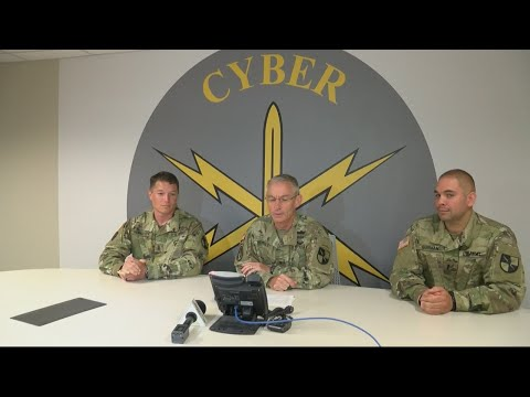 U.S. Army Commissions First Civilians As Cyber Officers