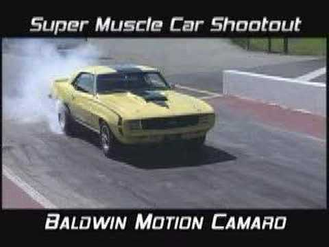 Super Muscle Car Shootout Dream Car Garage Youtube