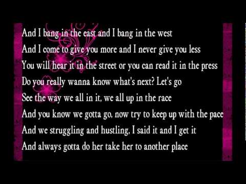 Not the I But the You in Me Lyrics