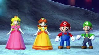 Mario Party: Island Tour Mini Games - Mario Vs Peach Vs Luigi Vs Daisy (Master CPU)