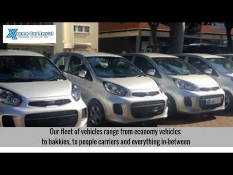 Lowest Car Rental Rates Johannesburg- Xtremecarrental.co.za
