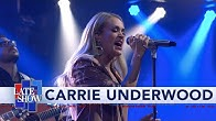 Carrie Underwood Performs 'Low'