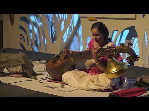 The story of Saraswati Veena   Jayanthi Kumaresh   TEDxWhitefield
