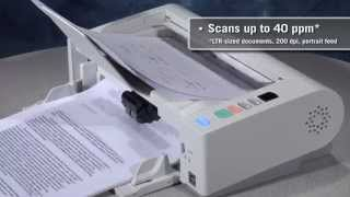 Canon DR-M140 Color Scanner