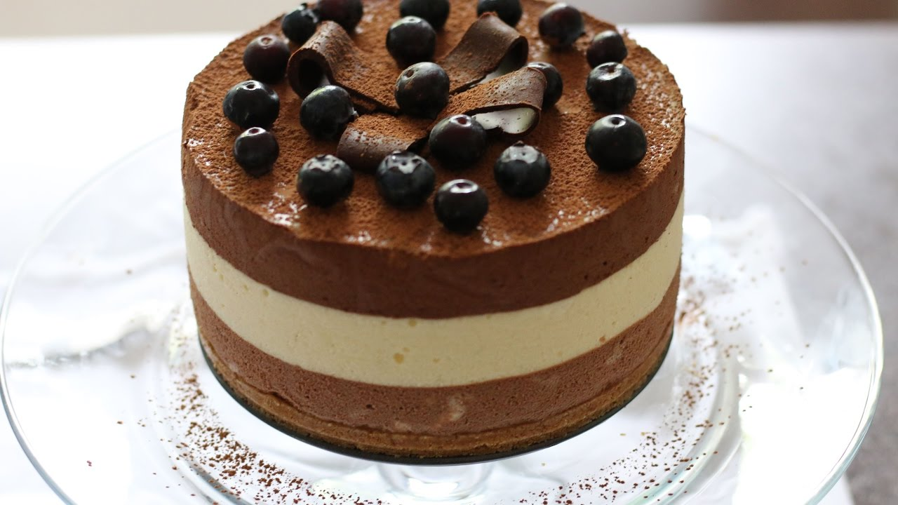 7 Layer Chocolate Mousse Cake Recipe Cake Recipe