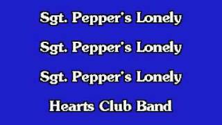 Beatles   Sgt  Pepper's Lonely Heart's Club Band
