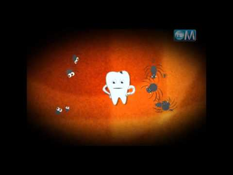 Профилактика и лечение кариеса зубов.