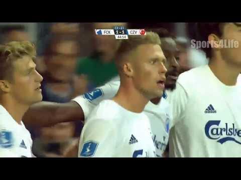Copenhagen Vs FK Crvena Zvezda 1-1 (6-7 Penalties) Goals & Highlights 13/08/2019 - Champions League